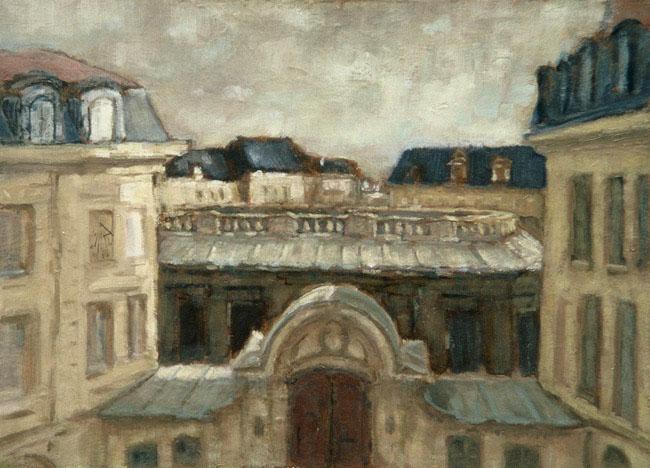 Couvent de la Mercie, Paris