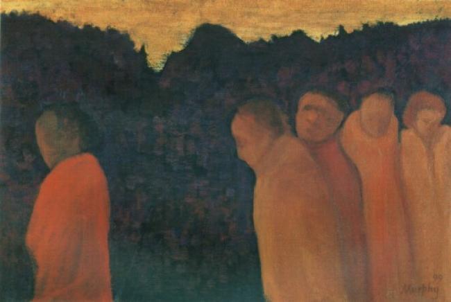 Gethseman : Anthony Murphy Artist