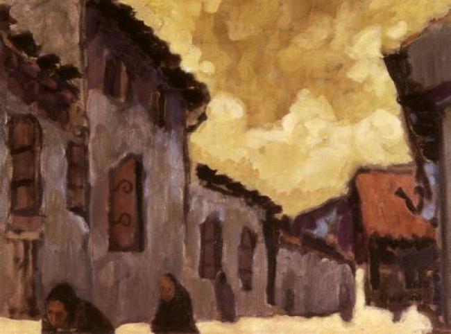 Lauraguel, Aude : Anthony Murphy Artist