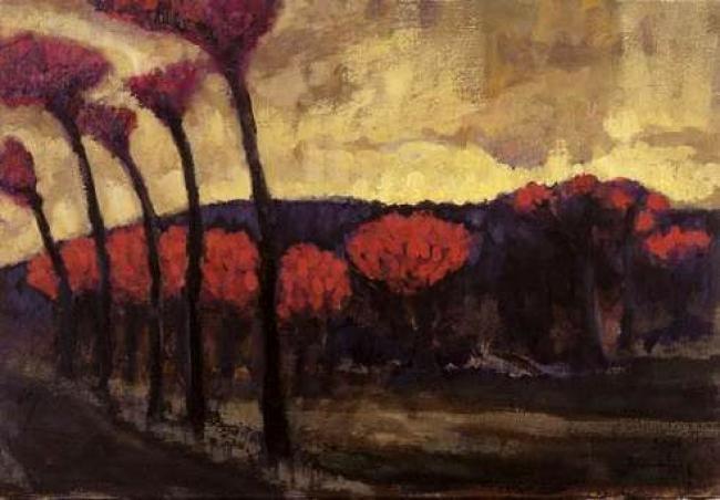 Red Avenue, Malpère : Anthony Murphy Artist