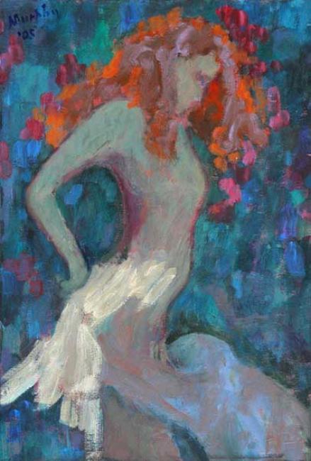 The Goddess : Anthony Murphy Artist