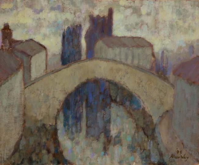 The Roman Bridge : Anthony Murphy Artist