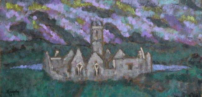 Rosserilly Friary : Anthony Murphy Artist