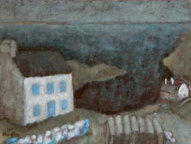 Inishboffin : Anthony Murphy Artist