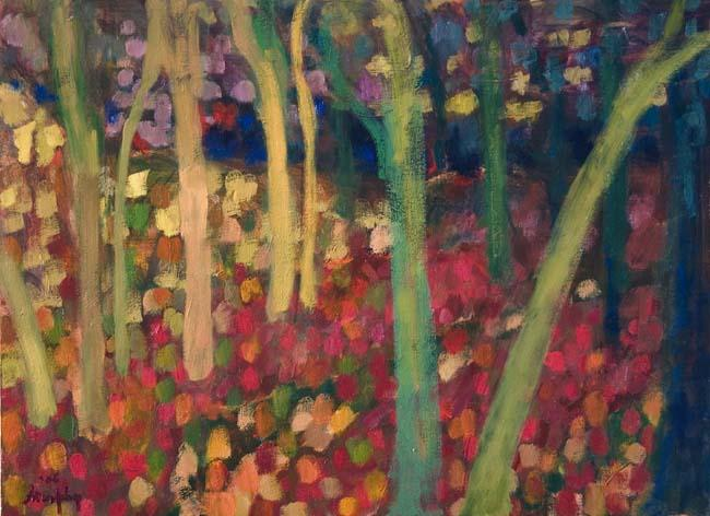 The Copse : Anthony Murphy Artist