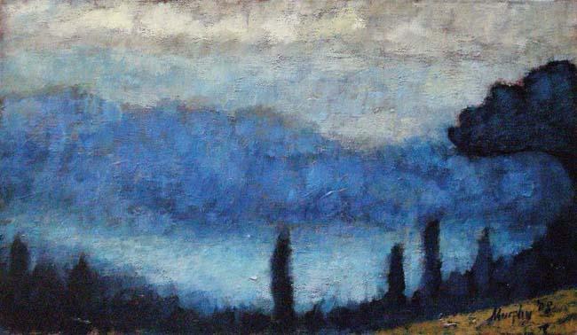Provence : Anthony Murphy Artist