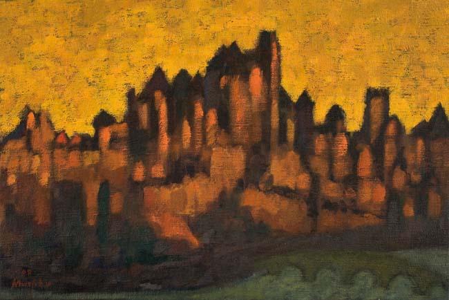 La Cité : Anthony Murphy Artist