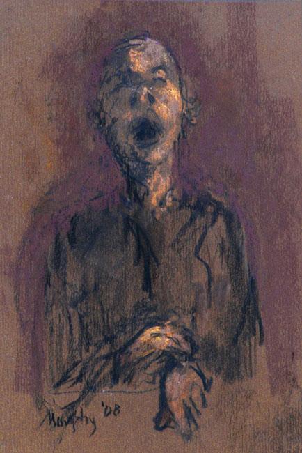 Yawn : Anthony Murphy Artist