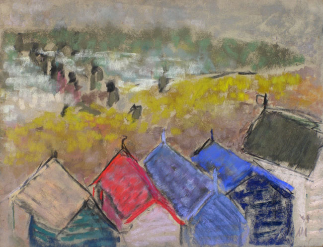 Norfolk Coast : Anthony Murphy Artist