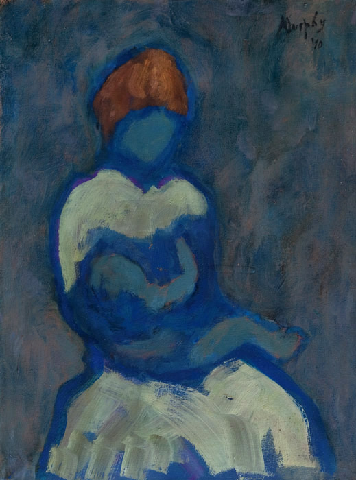 Mother & Child : Anthony Murphy Artist