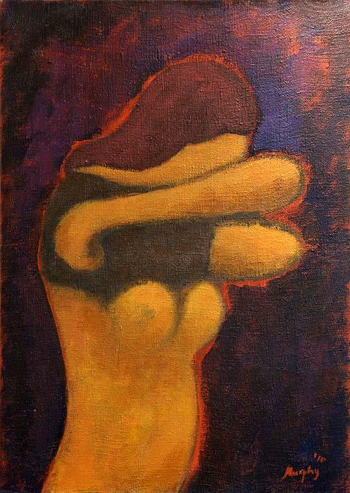 L'Enlèvement : Anthony Murphy Artist