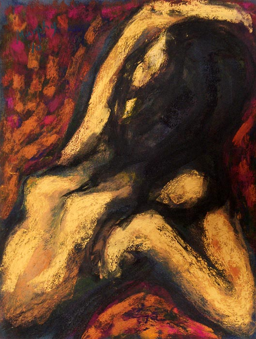 Reclining Nude : Anthony Murphy Artist