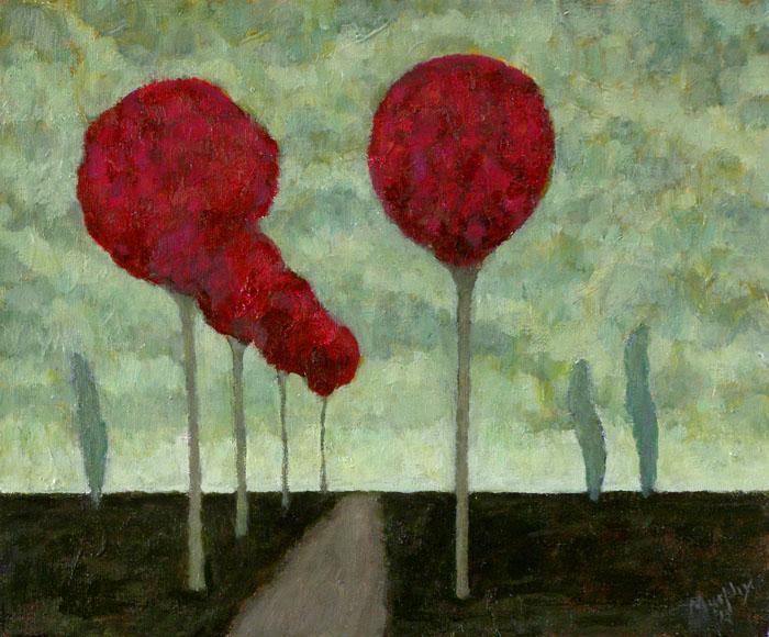 Straight Road : Anthony Murphy Artist