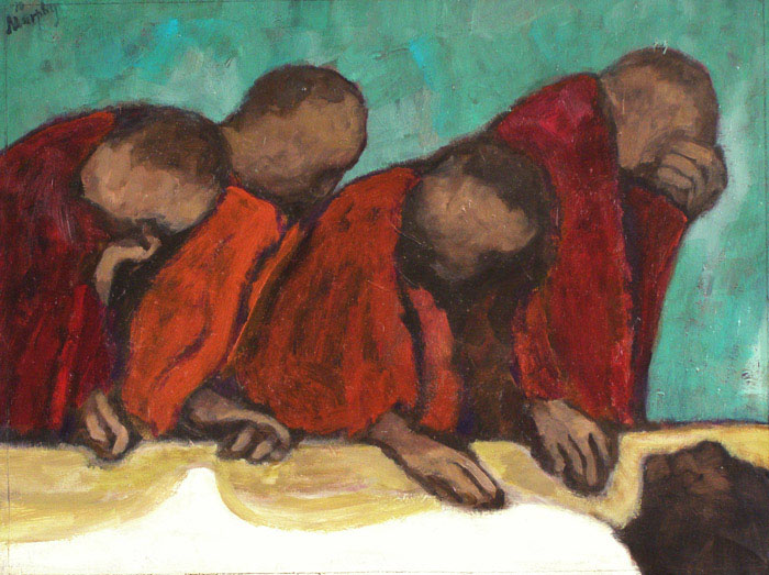 Death of a Sex Addict : Anthony Murphy Artist