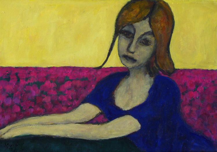 Belle et Triste : Anthony Murphy Artist