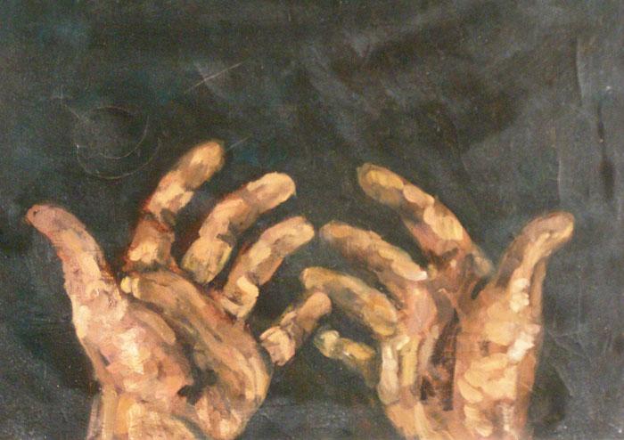 Ecce Homo : Anthony Murphy Artist