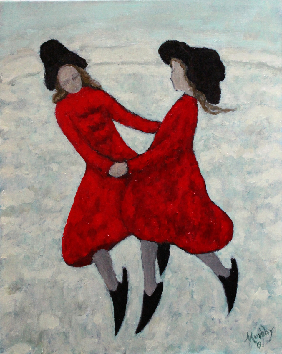 The-Dancing-Sisters-55-x-46-cm-oil-on-canvas-web