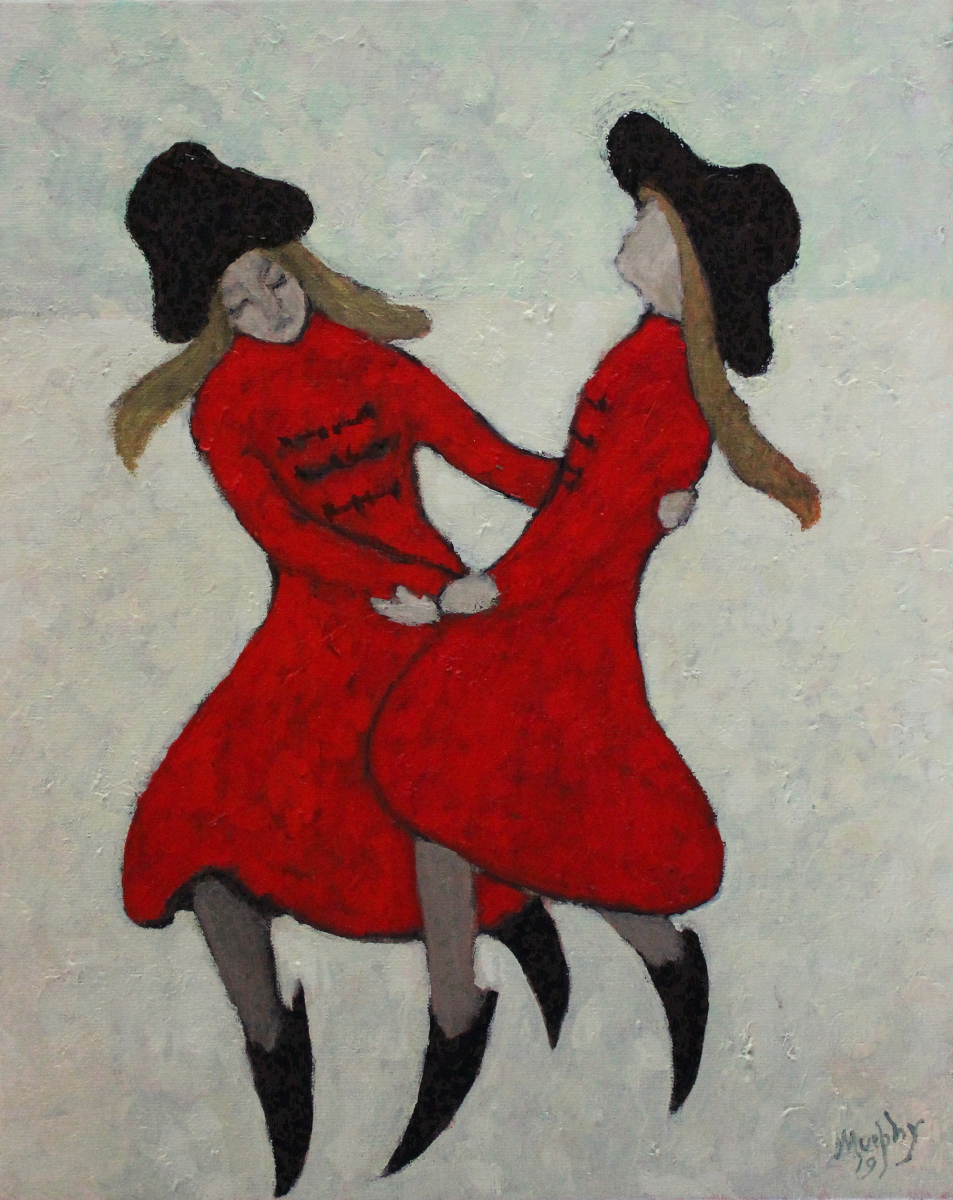 Two-Sisters-Skating-55-x-46-cm-oil-on-canvas-web