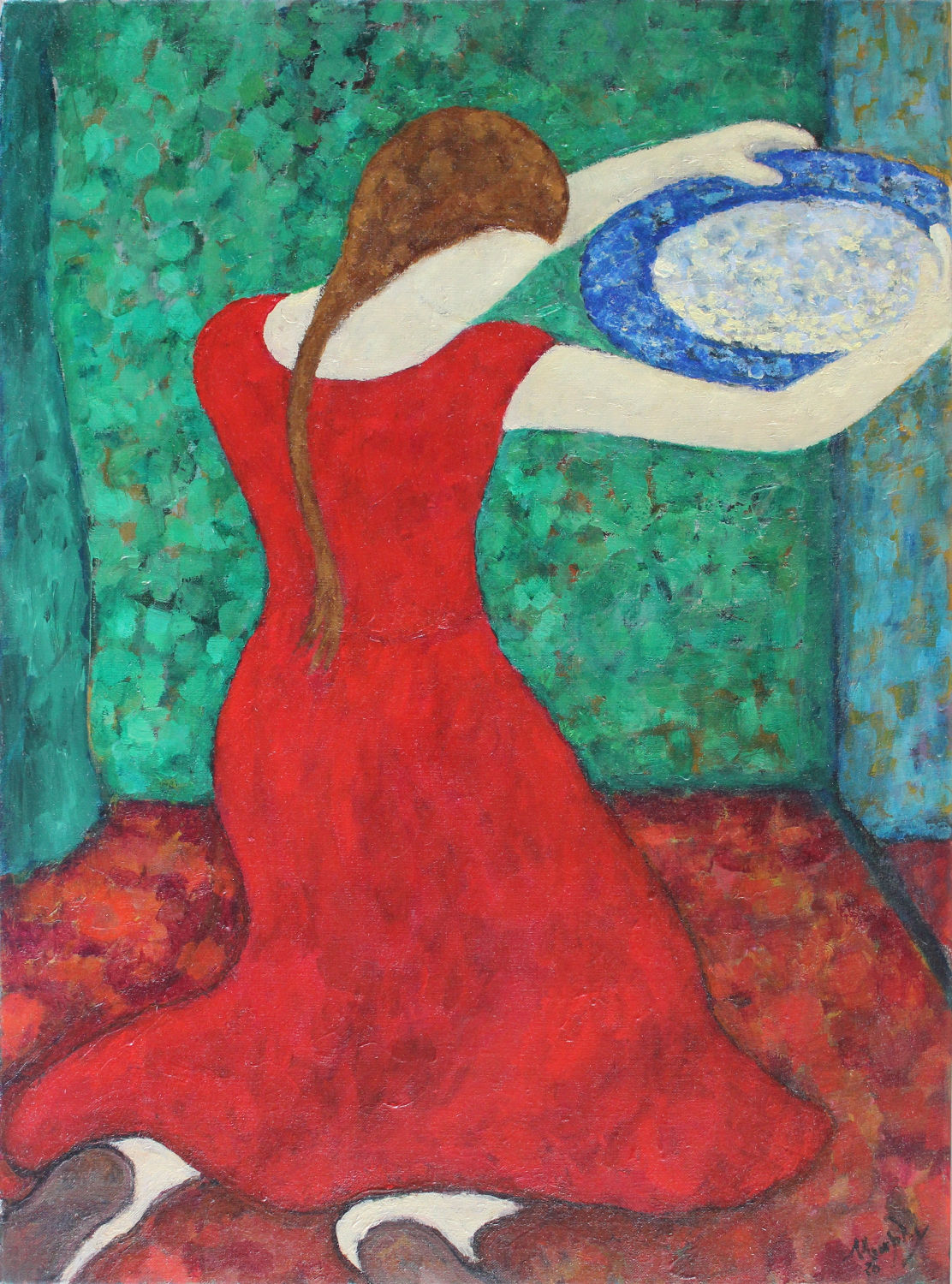 Mary-Magdalene-Adored-73-x-54-cm-oil-on-canvas-web