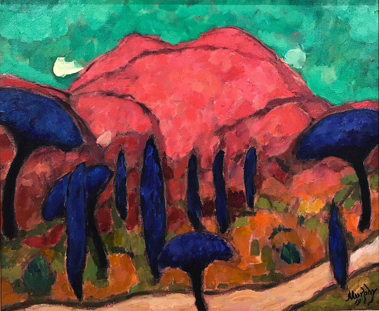 Mont-St-Victoire-Provence-65-x-50-cm-oil-on-canvas