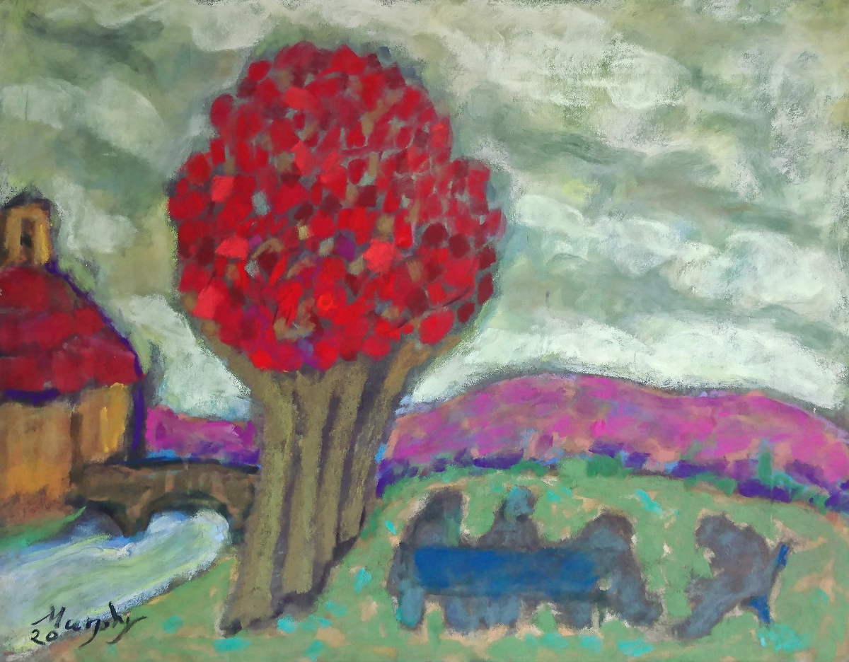 The-Riverbank-Limoux-39.5-x-31-cm-pastel-on-card-web