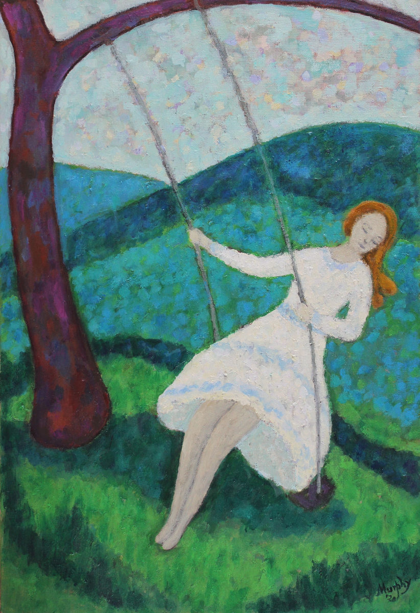 The-Swing-73-x-50-cm-Oil-on-canvas-web