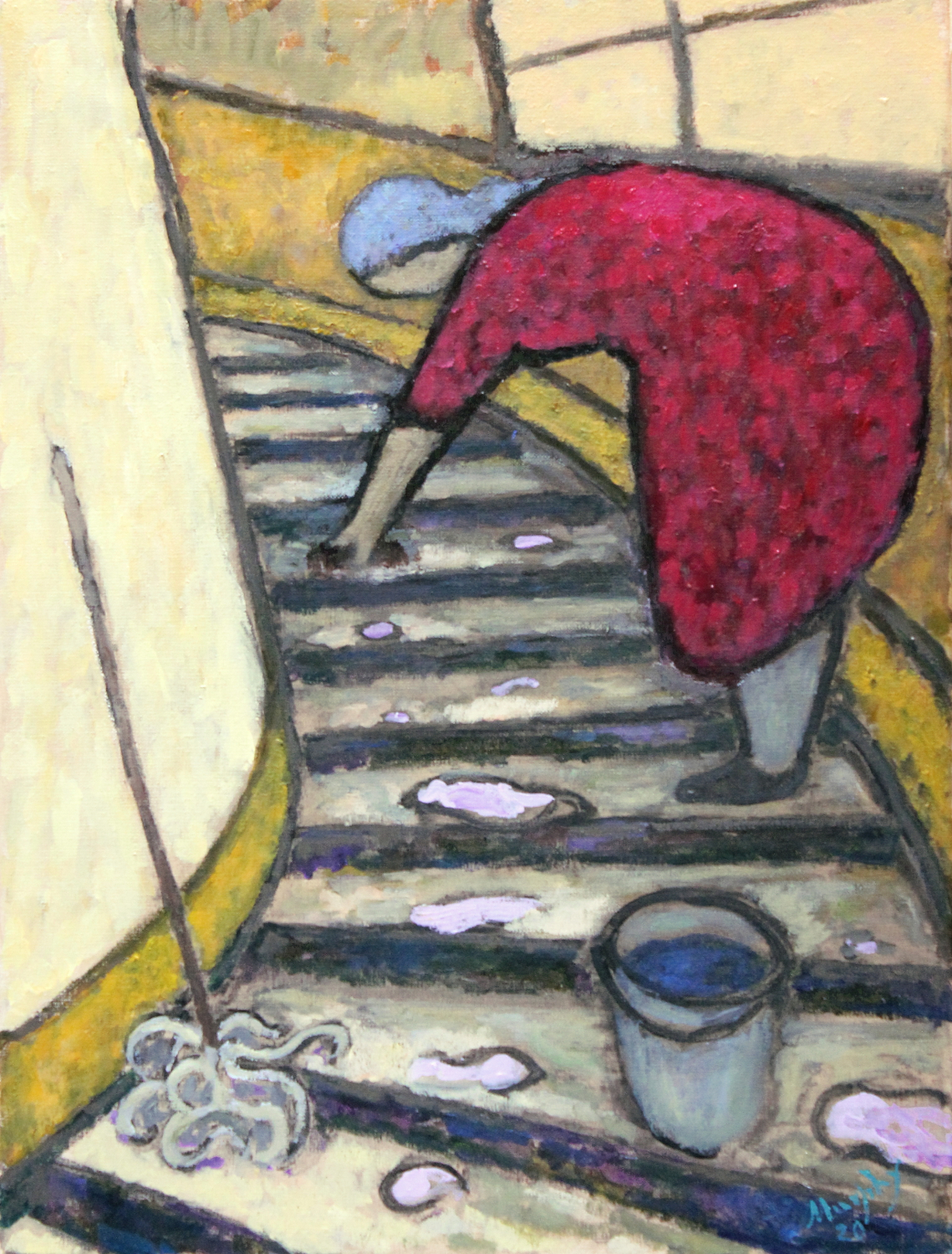 The-Endless-Stair-61-x-46-cm-oil-on-canvas-web