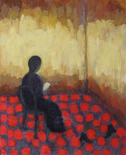 Fanny Brawne : Anthony Murphy Artist