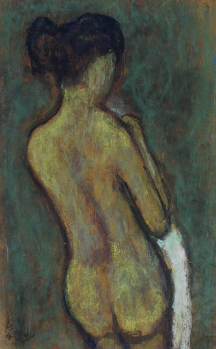 Femme Nue Debout : Anthony Murphy Artist