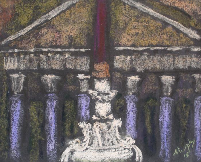 Pantheon : Anthony Murphy Artist
