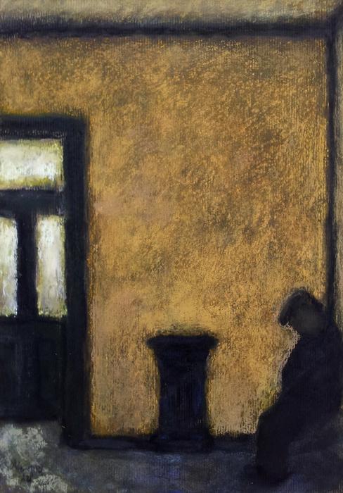 The Cornerman : Anthony Murphy Artist